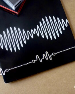 bracelet Electro avec une fréquence musicale
