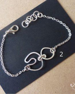 bracelet abstraction soldé à -70%