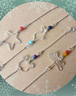 bracelets animaux artisanaux