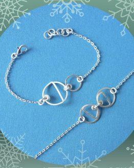 bracelets perspective faits main